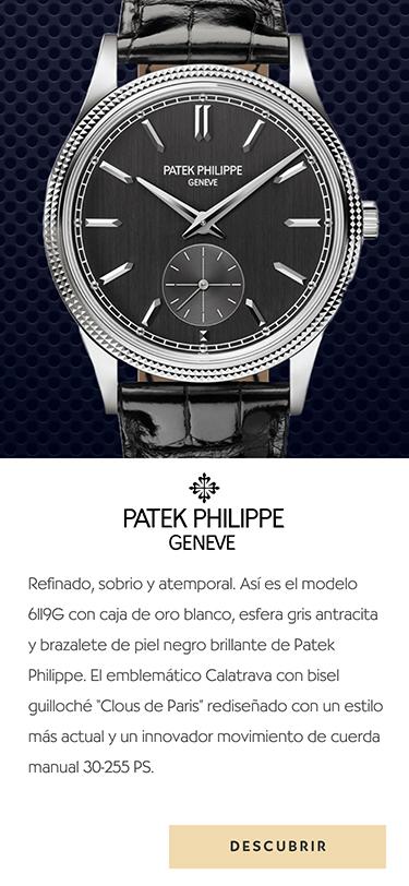 Patek Philippe 6119G